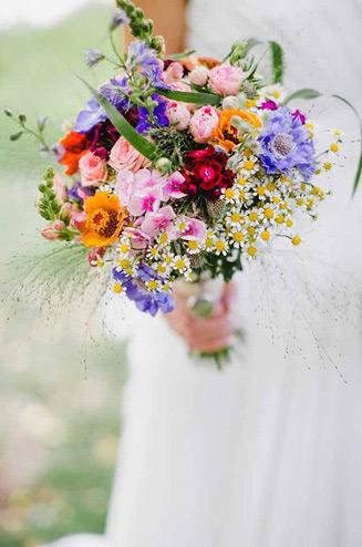 Букет невесты цветок фото