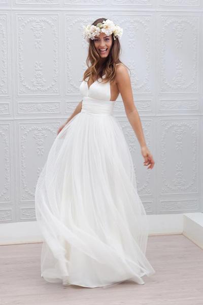 3212ec04fe6ca25 Прямые свадебные платья