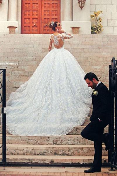 afd332202581764 свадебное платье пышное со шлейфом