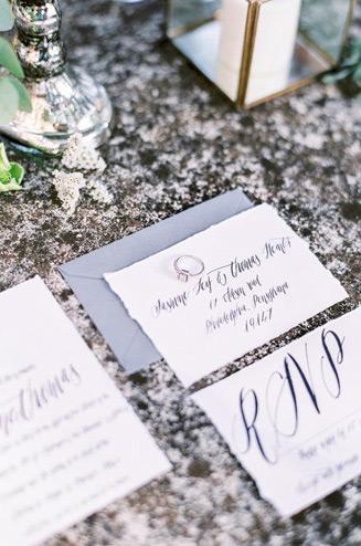 Приглашения на прованс свадьбу