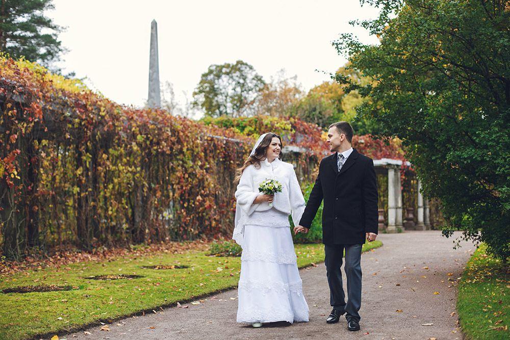 Парки для свадебной фотосессии в москве
