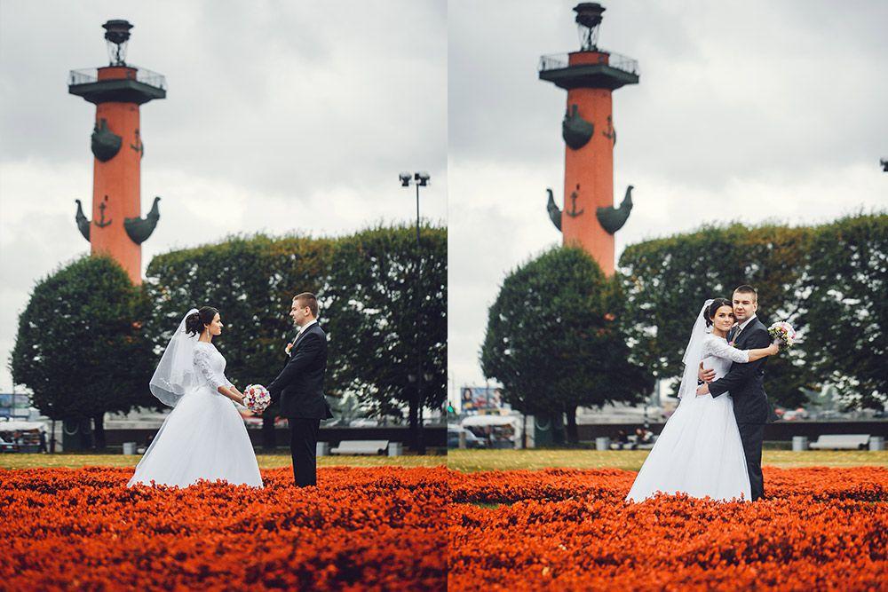 Фото свадьбы на васильевском острове 89