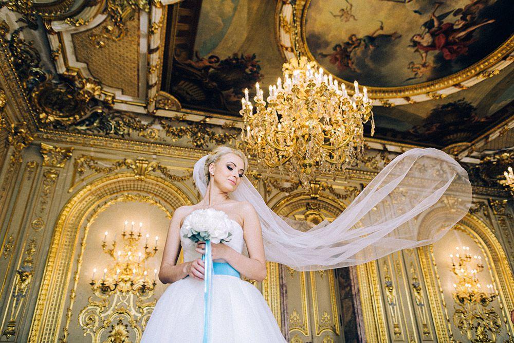 Интересные места для свадебной фотосессии в спб