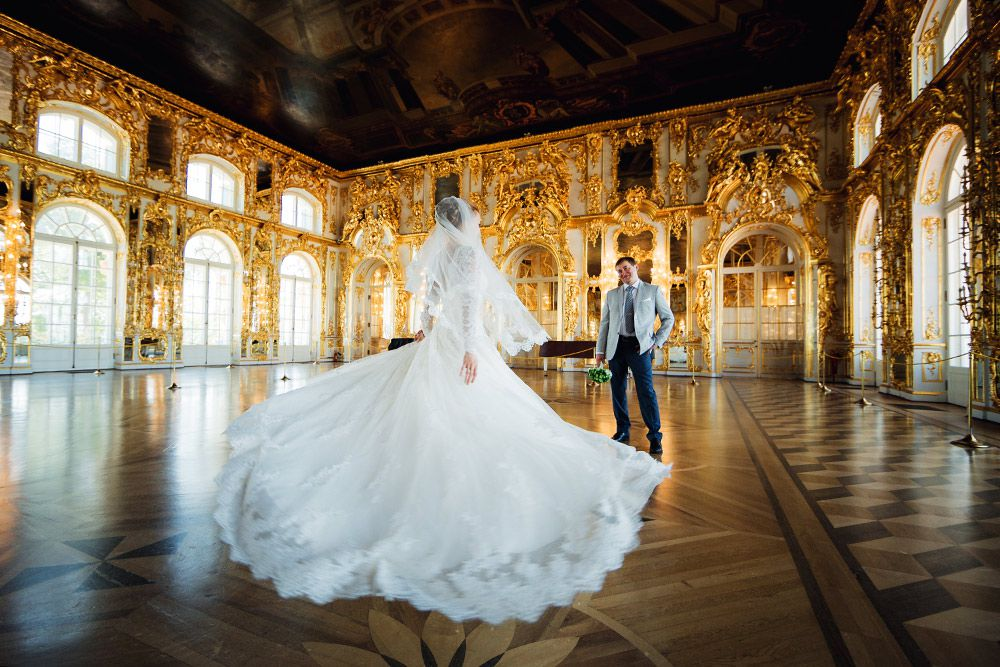 Сколько стоит свадебные  в спб