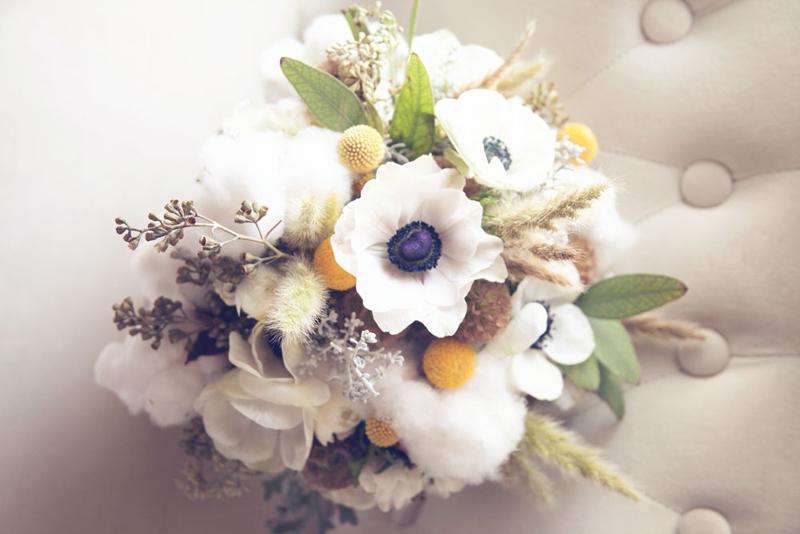 Анемоны цветы букет