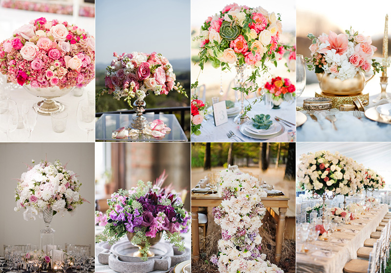 Декор и украшение на свадьбу