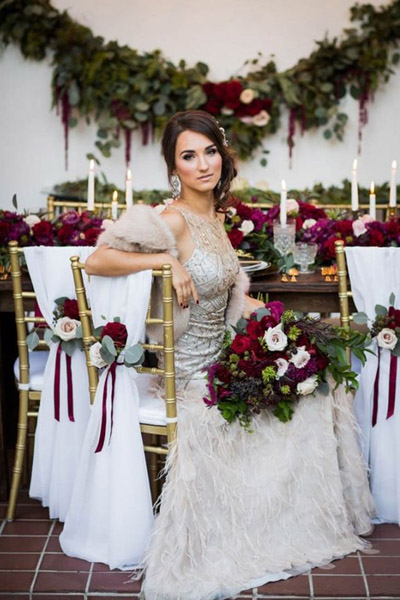 2edaa0decae73f2 Свадьба в стиле: рустик, шебби шик, морская, ягодная, прованс, ретро