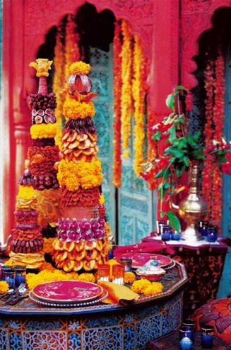 свадьба марокканская