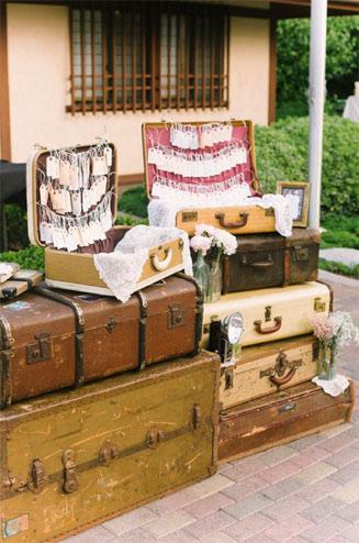 свадьба в стиле путешествие