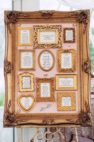 свадьба винтаж